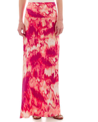 A.N.A a.n.a Side-Slit Maxi Skirt $36 thestylecure.com