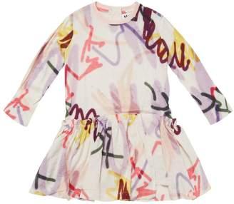 Molo Candis Graffiti Dress