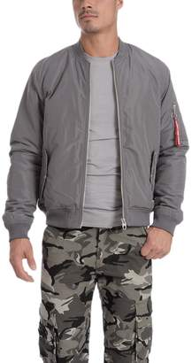 Point Zero Unisex MA-1 Aviator Bomber Jacket