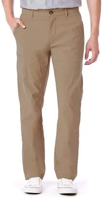 UNIONBAY Men's Rainier Lightweight Comfort Travel Tech Chino Pants