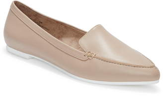 47180133f54 Pointed Toe Beige Flats - ShopStyle