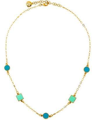 Tory Burch Clemens Short Necklace