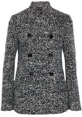 Proenza Schouler Double-Breasted Bouclé Jacket