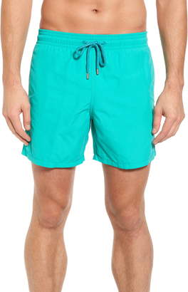 Vilebrequin Sardine Water Reactive Swim Trunks