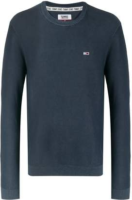 Tommy Jeans washed crew neck sweatshirt