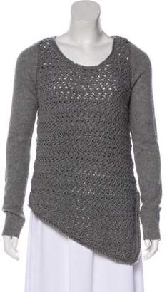 Helmut Lang Wool & Cashmere-Blend Sweater