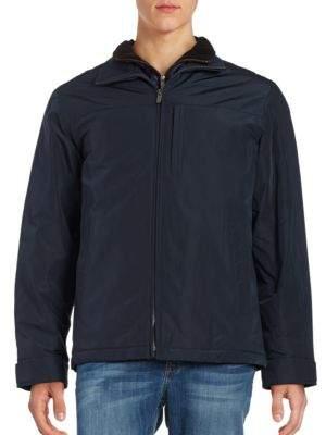 Weatherproof Quilted Bib Softshell Jacket
