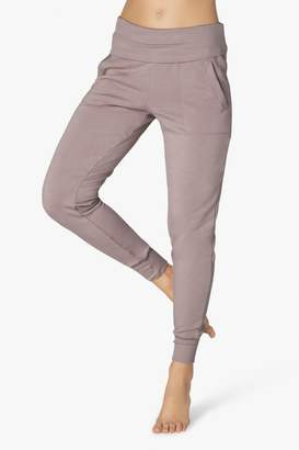 Beyond Yoga Fleece Foldover Sweatpant