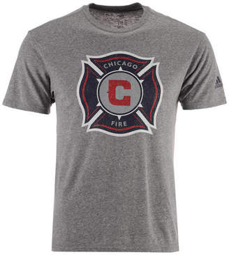 adidas Men's Chicago Fire Vintage Too Triblend T-Shirt