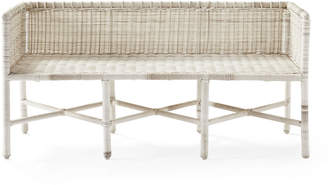 Serena & Lily Pacifica Bench - Driftwood