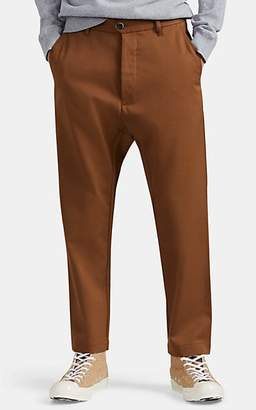 Barena Venezia Women's Stretch-Wool Relaxed Trousers - Camel