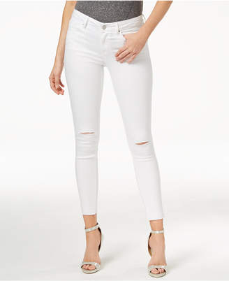William Rast Mid Rise Skinny Ankle-Length Jeans