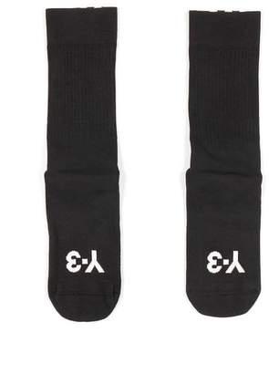Y-3 Stripe Socks
