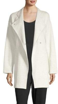 Eileen Fisher Jacquard Kimono Jacket