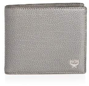 MCM Ottomar Leather Bi-Fold Wallet