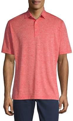 Callaway Men's Short Sleeve Relax-Fit Polo Shirt