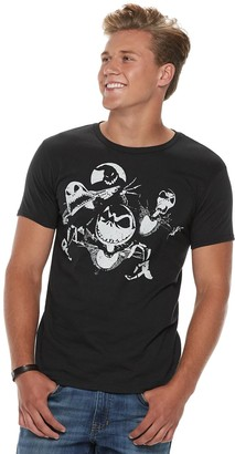 Men's The Nightmare Before Christmas Jack Skellington Tee