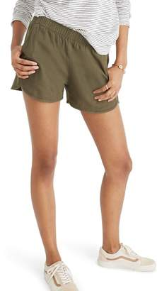 Madewell Pull-On Shorts