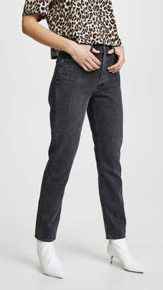 A Gold E AGOLDE Hi Rise Jamie Classic Jeans