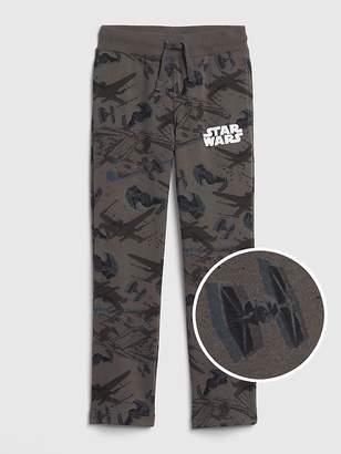 Gap GapKids | Star Wars Pull-On Pants in Fleece