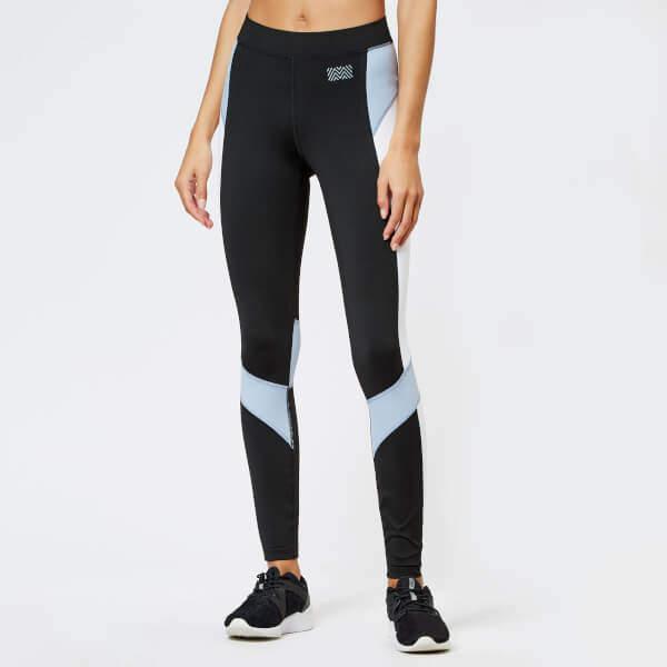 Women's Energy Leggings Black/White/Palma