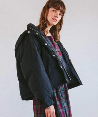 Heather (ヘザー) - 【再入荷】フードショートナカワタジャケット