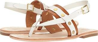 Frye Women's Avery Stud Thong Flat Sandal
