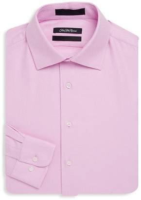 Saks Fifth Avenue Men's Jasper Textured Dress-Shirt