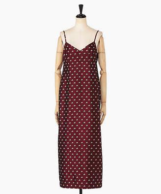 GREED International (グリード インターナショナル) - [GREED international] DUTEL FLORET dress