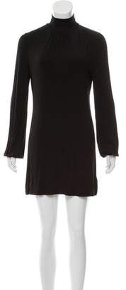MICHAEL Michael Kors Long Sleeve Mini Dress