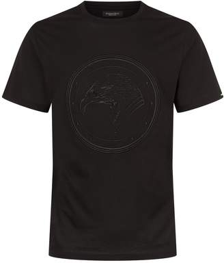 Stefano Ricci Eagle Head Motif T-Shirt