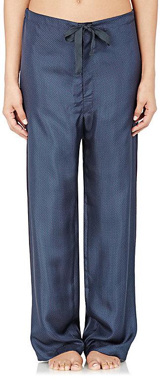 AraksAraks Women's Ally Pajama Pants-Navy, Blue