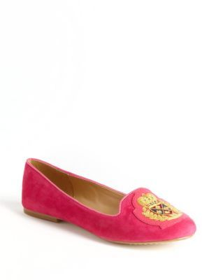 Nine West Panto Leather Loafers