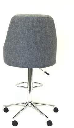 Mercury Row Coldiron Drafting Chair