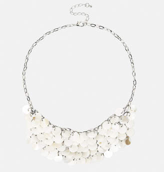 Avenue White Shell Necklace