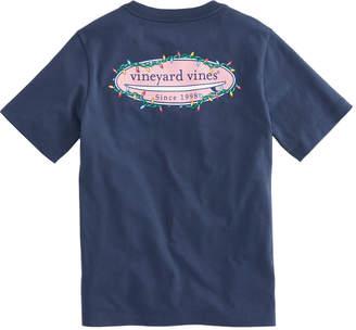 Vineyard Vines Boys Surf Lights Pocket T-Shirt