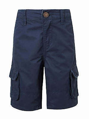 John Lewis & Partners Boys' Cargo Shorts