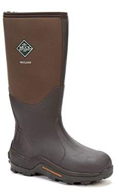 Muck Boot Muck Wetland Rubber Premium Men's Field Boots