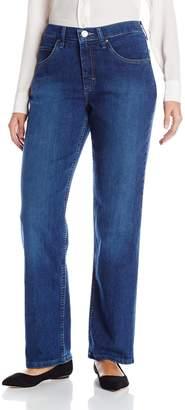 Lee Indigo Women's Classic Fit Straight Leg Jean