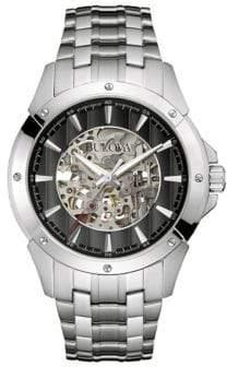 Bulova Analog Automatic Collection Watch 96A170