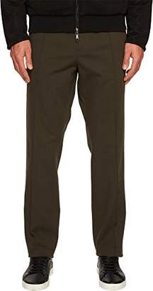 Vince Men's Wool Blend Track Trouser