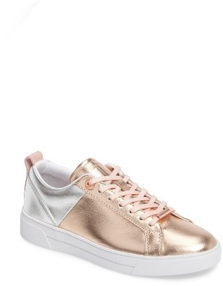 Women's Ted Baker London Kulei Lace-Up Sneaker $144.95 thestylecure.com