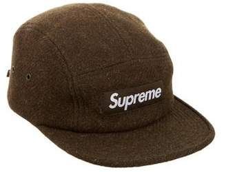 Supreme Harris Tweed® Camp Cap