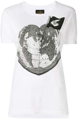 Vivienne Westwood Heart World T-shirt