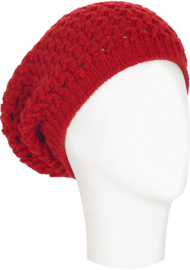 See by Chloé Beanie hat