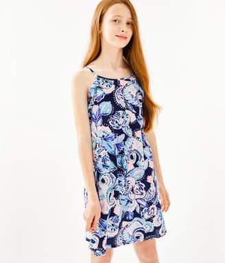 Lilly Pulitzer Girls Mini Billie Dress