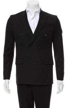Givenchy Wool Double-Breasted Sport Coat