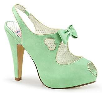 Couture Pin Up Women's Bett03/mtpu Platform Sandal