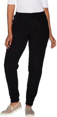 Cuddl Duds Fleecewear Stretch Jogger Pants
