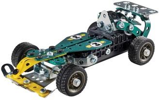 Meccano 5 Model Set Roadster with Pullback Motor